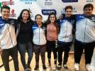 Jovenes Gregorenses Abanderados deportivos Locales en los Juegos EPADE