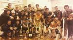 Cosmos Futsal Campeon de la Copa Coyote Pub