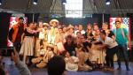 La Niñez Patagonica brilló en la Edición Nº 35 de su Gran Festival Folclorico