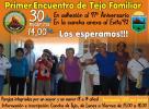 1º Encuentro de Tejo Familiar