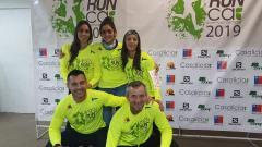 Atletas Gregorenses participaron de Torneo en Chile