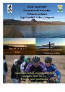 Se viene la Prueba ciclistica Lago Cardiel-Gdor Gregores 2017