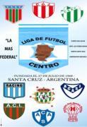 Comienza un nuevo Torneo de la Liga de Futbol Centro
