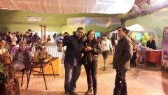 2da Feria de Productores y Artistas Locales de Gobernador Gregores