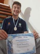 Zuriel Fernandez mejor deportista del Año en disciplina Basquet