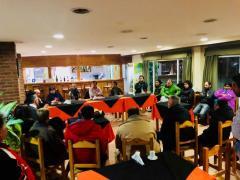 La cámara de Comercio Local se reunió para tratar diversos temas