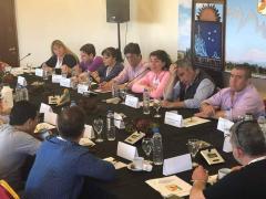 La Concejal Gladis Rivera Participo del Congreso de Concejales Peronistas en el Calafate