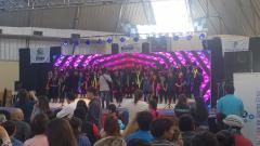 Comenzó el Festival Infantil!!
