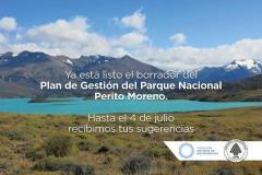 Plan de Gestión del Parque Nacional Perito Moreno