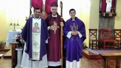 Nuevo Sacerdote en la Localidad de Gobernador Gregores