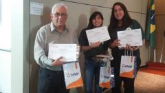 La Escuela Agropecuaria dijo Presente en Brasil!!
